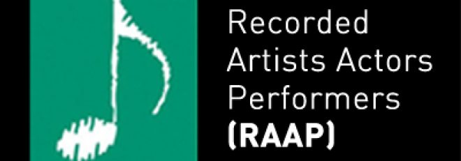 Recorded Artists Actors Performers (RAAP)